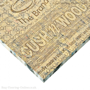 Cloud 9 - Cush 'n' Wood - Laminate & Wood Underlay
