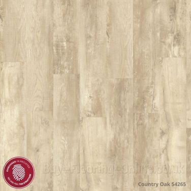 Moduleo LayRed® Country Oak 54265 - Wood Plank Engineered Click LVT (EIR)