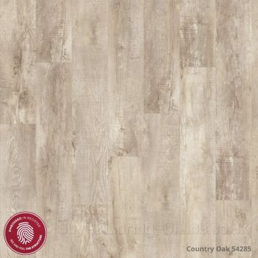 Moduleo LayRed® Country Oak 54285 - Wood Plank Engineered Click LVT (EIR)